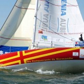 Objectif Route du Rhum 2014 : Marc Lepesqueux et les entreprises du nautisme normand F2N