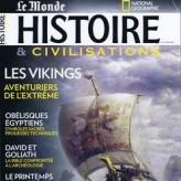 Des magazines parlent des Vikings : Histoire et Civilisation