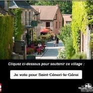 Votons pour des villages normands : «Le Village préféré des Français» France2