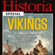 Des magazines parlent des Vikings : HISTORIA