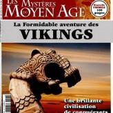 Les Mystères du Moyen-Âge N°26 : les vikings