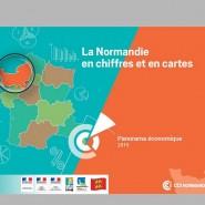 Panorama économique 2015 – La Normandie en chiffres et en cartes
