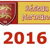 Calendrier 2016 du Réseau normand