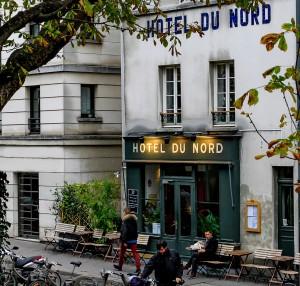 hotel-du-nord façade jour