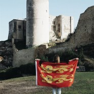 Le drapeau normand dans tous ses états