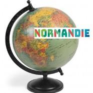 «Normands autour du monde» pour 5 jeunes Normands à la rencontre des Normands à l'étranger.
