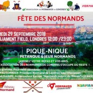 Fête des Normands – Londres – 29 septembre   12:00am / 11:00pm