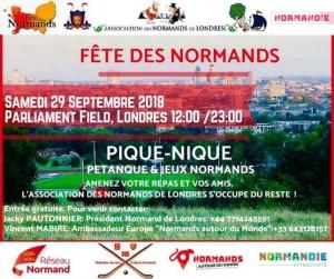 Pique Nique Normands de Londres