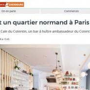 Bientôt un quartier normand à Paris