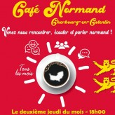 café discussion en normand  – Cherbourg –   je. 12 mars – 18h