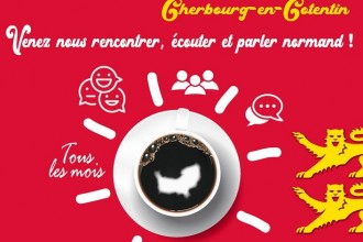 café discussion en normand  – Cherbourg –   je. 12 mars – 18h