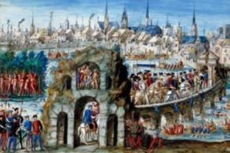 De la culture de l'héritage Normand pour nos confinés (2)   6- Fête brésilienne sur la Seine