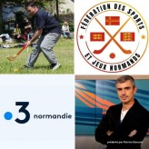 Sports et jeux normands sur France 3 Normandie  :  lundi 1er février à 10 h 45
