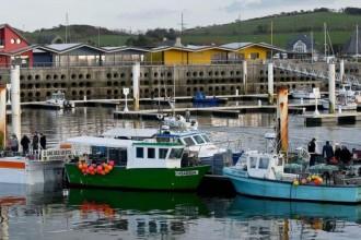 Exceptionnellement un message de lutte. Soutenons nos pêcheurs normands.