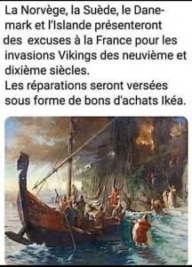 excuses vikings