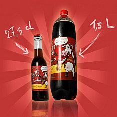 Le soda Normand et équitable : «La Meuh Cola» lauréate !