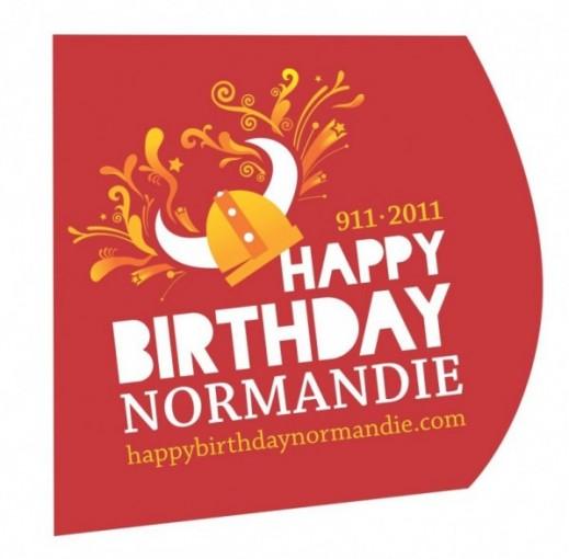 coup d'envoi des événements Happy Birthday Normandie !