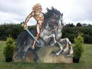 15 effigies des Dieux Vikings  /  Décoration