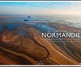 « Vol au-dessus du littoral de Normandie » : livre de photos