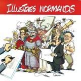 «Illustres Normands» – Expo des dessins de CHAUNU