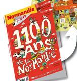 Normandie Junior : jeu de plateau de l'histoire de Normandie