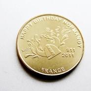 La Médaille commémorative du 11ème centenaire,