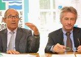 Les deux présidents de Normandie : une stratégie commune à long terme