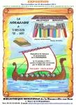 Bibliothèque de la Bonneville sur Iton : expo et soirée contes.