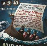 Affiche Normande pour les soirées Abrincats