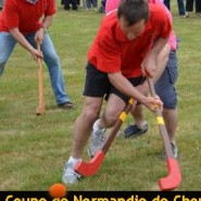 Jeux traditionnels normands : 6 MAI 2012 coupe de Normandie de Choule à la crosse