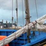 Barfleur : appel pour la restauration du bateau de pêche «Croix de Lorraine»