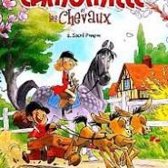 Camomille et les chevaux,     BD en Normandie